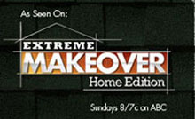 GAF Roofing Shingles featured on Extreme Makeover: Home Edition