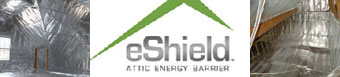 eShield Attic Energy Barrier insulation